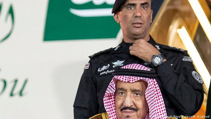 Saudi King (AFP/Saudi Royal Palace/B. al-Jaloud)