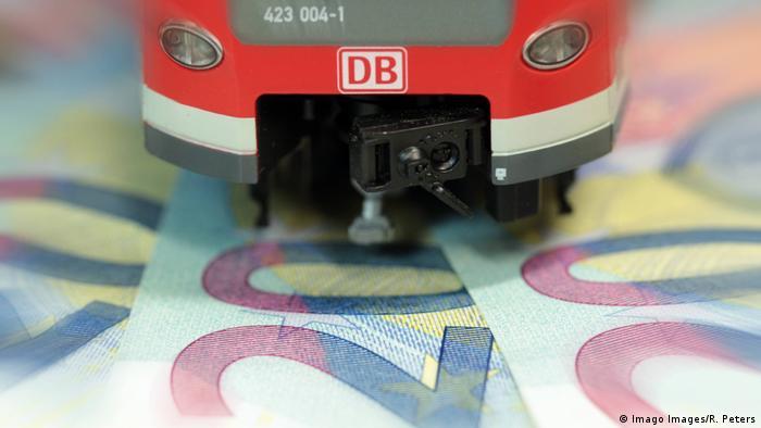 Яким досвідом може поділитись Deutsche Bahn?