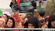 Russland Moskau | Demonstration