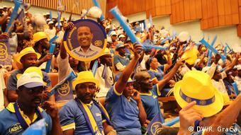 Sao Tome und Principe ADI-Kongress