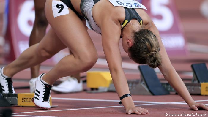 Katar | Leichtathletik Weltmeisterschaften in Doha 2019 (picture-alliance/L. Perenyi)