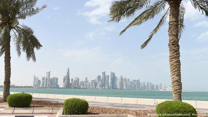Katar | Doha Skyline (picture-alliance/Newscom/J. Mochizuki)