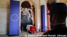 Frankreich Paris | Trauerfeier für ehemaligen Präsidenten Jacques Chirac