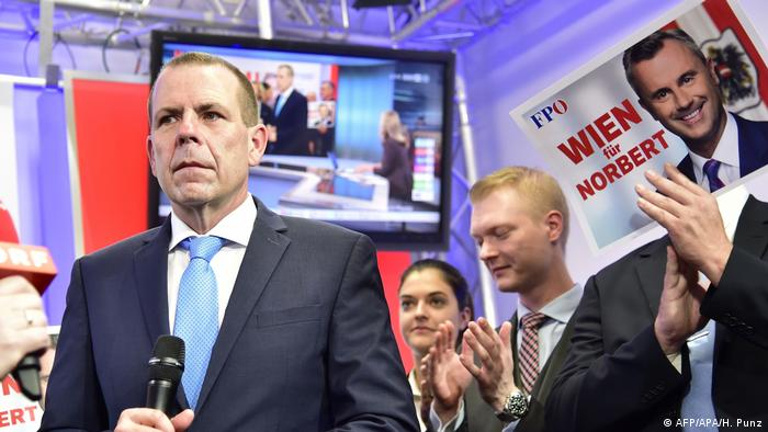 Österreich Wien Parlamentswahl FPÖ (AFP/APA/H. Punz)