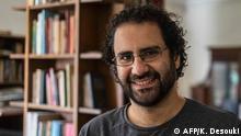 Ägypten Oppositioneller Alaa Abdel Fattah