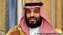 Mohammed bin Salman Kronprinz Saudi Arabien