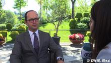 Ditmir Bushati Interview Albanien