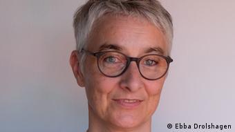 Miriam Mandelkow (Ebba Drolshagen)