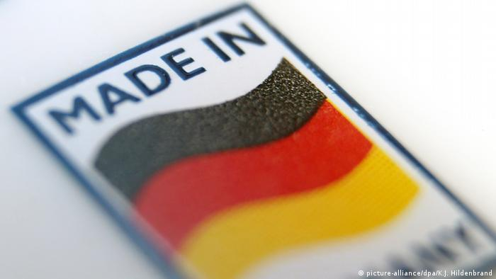 Made in Germany (picture-alliance/dpa/K.J. Hildenbrand)