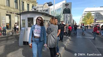 Deutschland Die Berliner Mauer 30 Jahre danach | Checkpoint Charlie