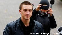 Russland Prozess gegen Pawel Ustinow