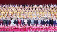 China 70. Jahrestag der Volksrepublik | Xi Jinping und Regierungsmitglieder
