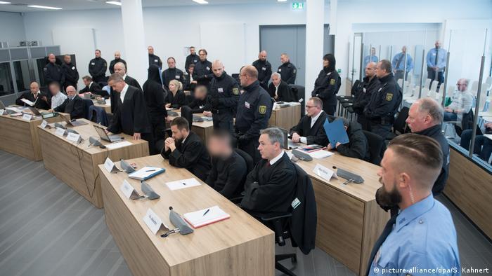Beginn Prozess Revolution Chemnitz