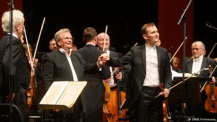 Deutschland Abschlusskonzert Beethovenfest 2019 | Wladimir Fedossejew und Nikita Boriso-Glebsky