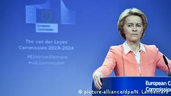 Πιο 'πράσινο' προϋπολογισμό προκρίνει η νέα πρόεδρος της Κομισιόν Ούρσουλα φον ντερ Λάιεν
