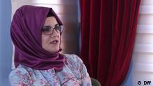 Hatice Cengiz - Verlobte von dem ermordetem Journalist Khashoggi