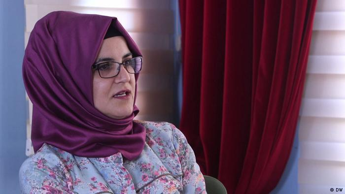 خديجة جنكيز، خطيبة الصحافي السعودي جمال خاشقجي