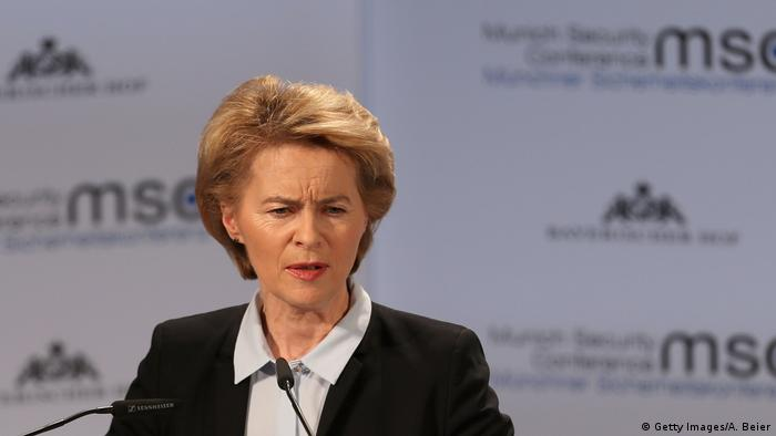 Ursula von der Leyen (Getty Images/A. Beier)