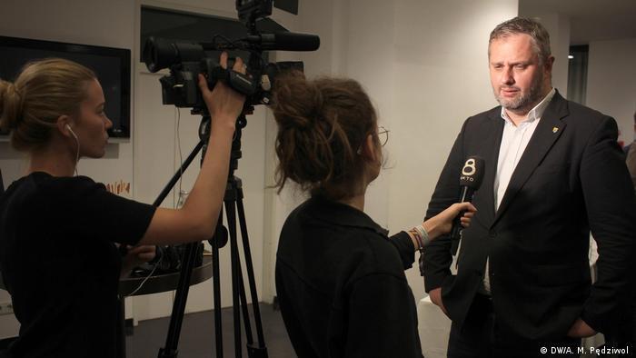 """Wien   Diskussion """"Pressefreiheit unter Druck – Zur Lage der unabhängigen Medien in Polen und Ungarn"""""""