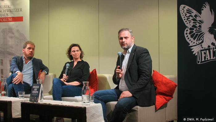 Presse(un)freiheit in Ungarn und Polen