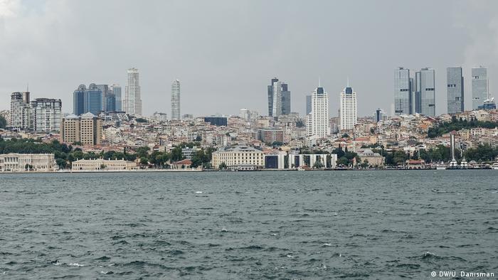 قناة إسطنبول من أبرز مشاريع الرئيس التركي رجب طيب أردوغان.