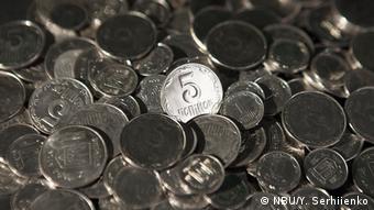 Дрібні монети з першого жовтня стануть історією