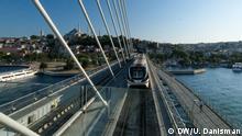 Türkei Fotoreportage Istanbul Metro