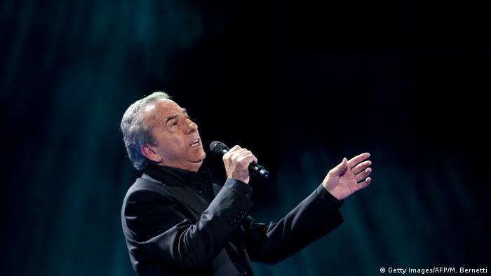 Es un cantautor, compositor y escritor, considerado el cantautor nacido en España