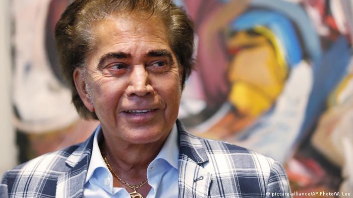 José Luis Rodríguez González o El Puma, nació en Venezuela en 1943.