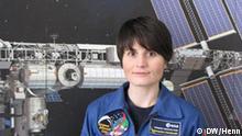 ESA Astronautin in spe Samantha Cristoforetti