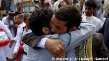 Jemen Sanaa | Huthi Rebellen lassen mehrere hundert Insassen frei