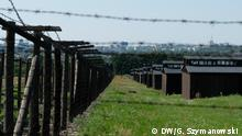 August 2019 Polen | Konzentrations- und Vernichtungslager Lublin-Majdanek Die Häftlingsbarracken im ehemaligen KZ Lublin-Majdanek