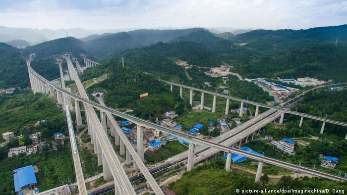 Guiyang infrastructure project