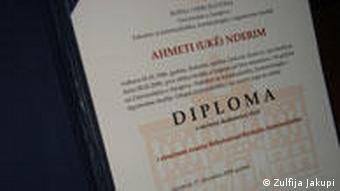 Diplom Sarajevo Pristina