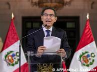 Peru: Wahlen im Schatten der Korruption