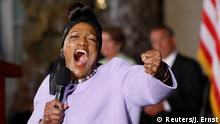 Washington Capitol Jessye Norman (Reuters/J. Ernst)