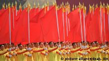 China Peking 70 Jahre