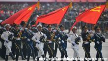 Parade 70 Jahre Volksrepublik China