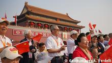 Peking Parade 70 Jahre Volksrepublik China