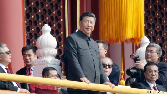 Peking Parade 70 Jahre Volksrepublik China