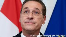 FPÖ Heinz-Christian Strache