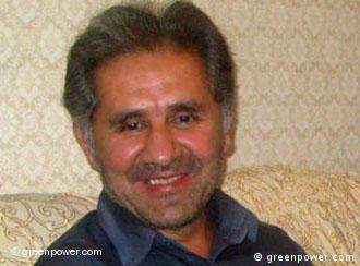 علی حبیبی موسوی خامنه، خواهر زاده میر حسین موسوی