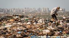 BG Müllhalden in Lateinamerika | Lixao da Estrutural, Braisilien