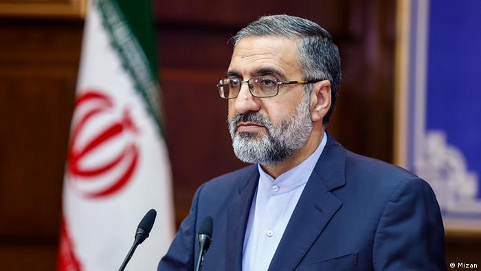 غلامحسین اسماعیلی، سخنگوی قوه قضائیه جمهوری اسلامی