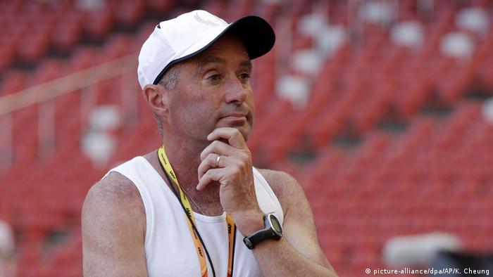 China Peking | Leichtathletik - Trainer Alberto Salazar für vier Jahre gesperrt