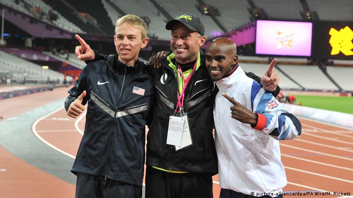 Großbritannien London | Leichtathletik - Trainer Alberto Salazar für vier Jahre gesperrt