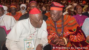 Kamerun Kardinal Christian Tumi