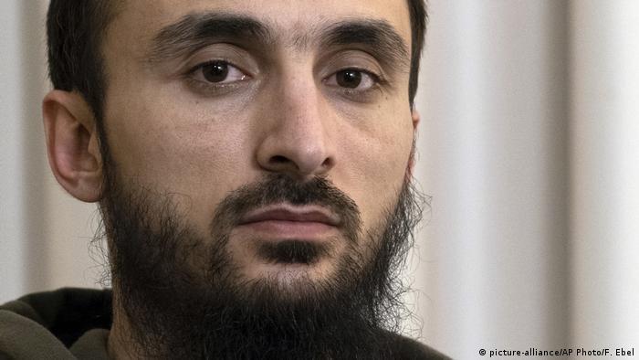 Чеченский блогер Тумсо Абдурахманов (фото из архива)