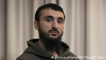 Chechen video blogger Tumso Abdurakhmanov (picture-alliance/AP Photo/F. Ebel)