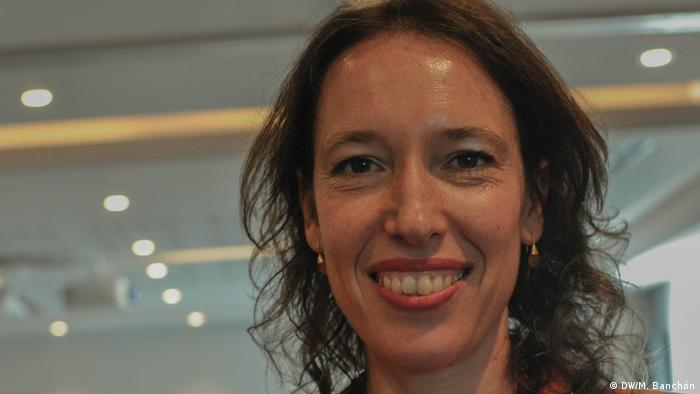 Carolina Valdivia Vertreterin Außenministerium Chile